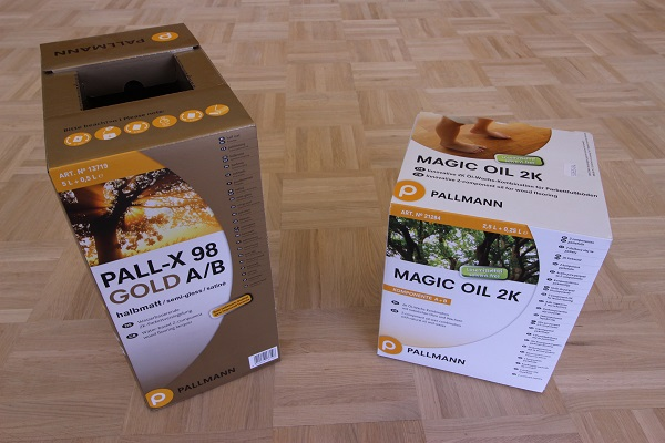 oil or lacquer for wood floor