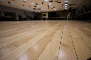 Wood floor restoration in Bristol – Commercial Projects