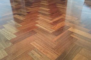 Parquet Floor Restoration