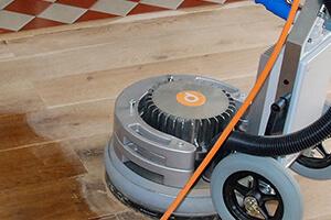 Restoring a Pine Wood Floor
