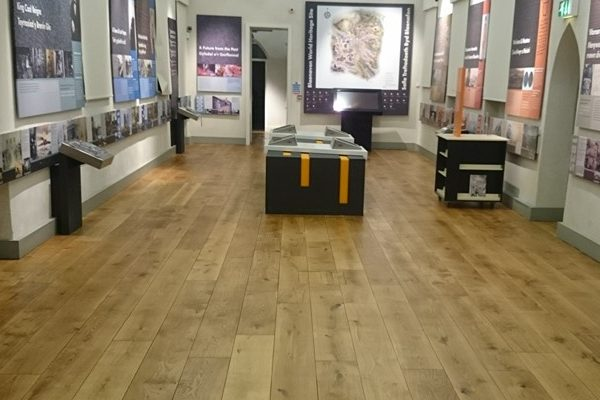 wood floor advice for commercial property