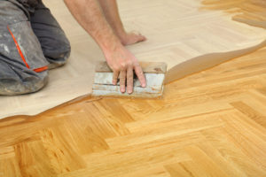 What type of wood for your floor?