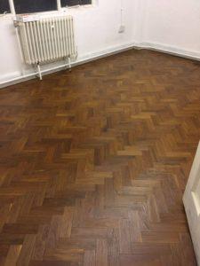 floor sanding in London after
