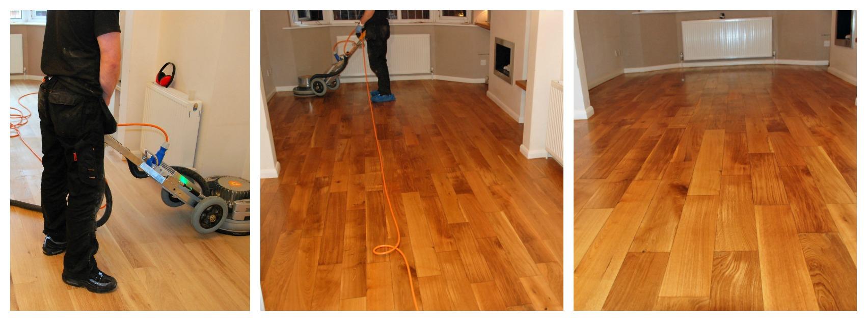 Ultimate Floor Sanding experts