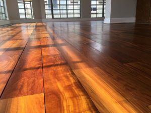 ipe lapacho wood floor sanding in London