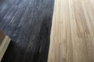 Wood Floor Staining Advice