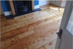 Is it worth restoring your pine floor?