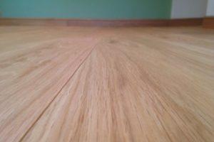 Oak Floor Restoration Project – Case Study
