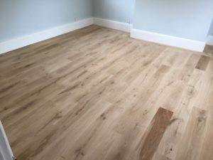 oak floor sanding Kent- before and after photos