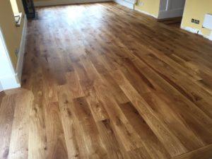 Oak Floor Sanding Kent – Case Study