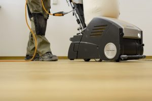 Why dust free floor sanding is so important – health & safety