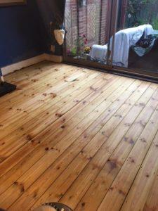 Rolin Cleaning Services Kent: Pine Floor & Parquet Floor Restoration