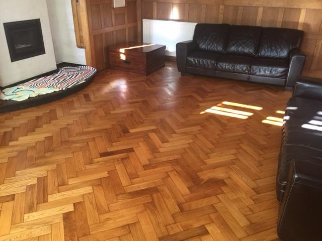 Rolin Cleaning Services Kent Wood Flooring