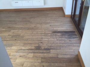 Citrus Floor Care Oak Floor Restoration