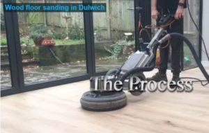 Solid Oak Floor Polishing in London