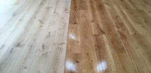 Wedding Venue Wood Floor Refurbishment