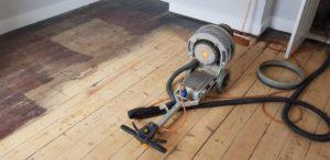Original Pine Floor needing Insulation