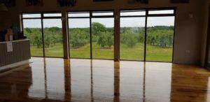 Farm Coffee Shop Floor Restoration