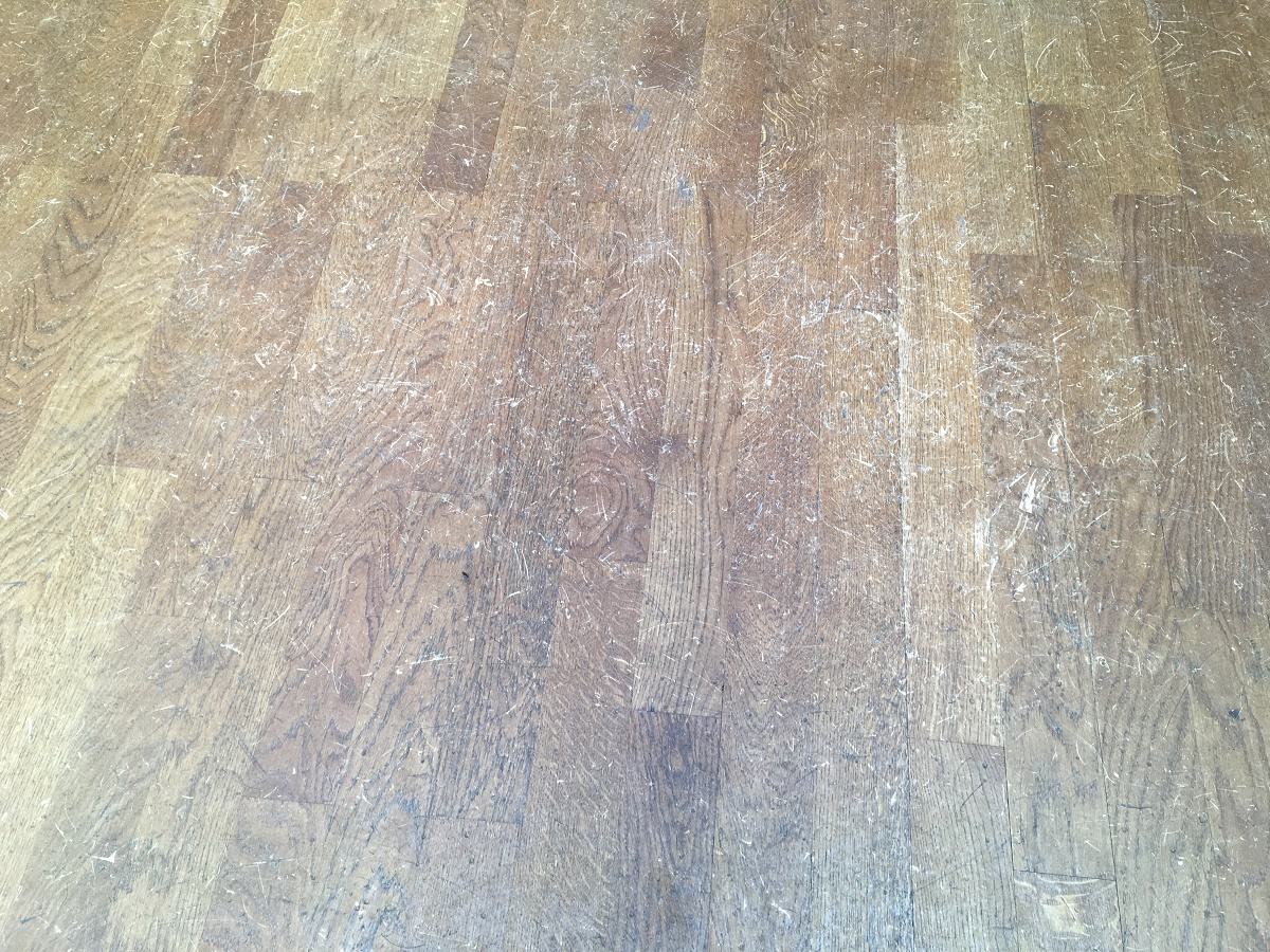 Floor Sanding in Falmouth before