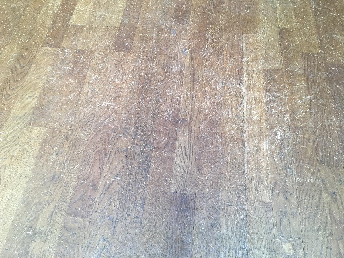 Floor Sanding in St Austell before